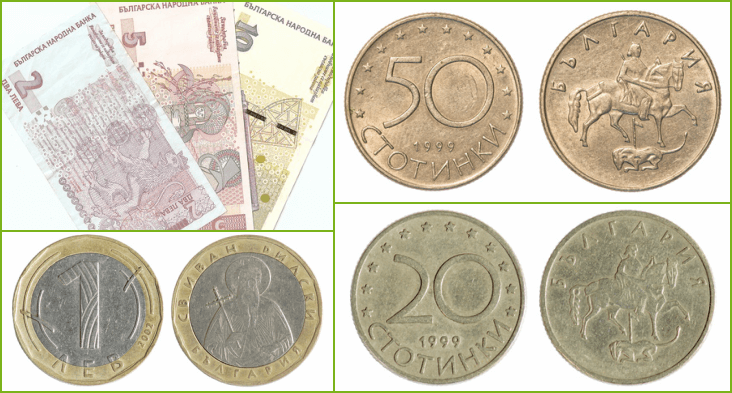 Bulgaria currency