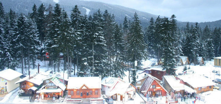 Bulgaria skiing resorts: Borovets