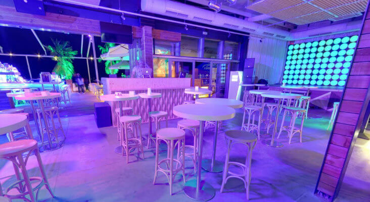 Bulgaria party holiday: Oxygen club, Sunny Beach, Bulgaria