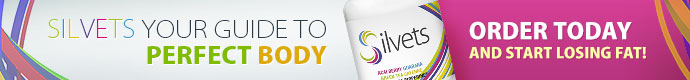 Silvets - Lose weight, like you've always wanted to!
