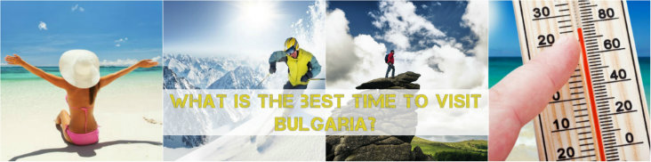 Weather in Bulgaria
