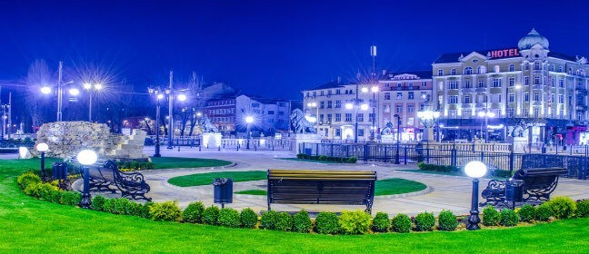 Great savings on hotels in Sofia