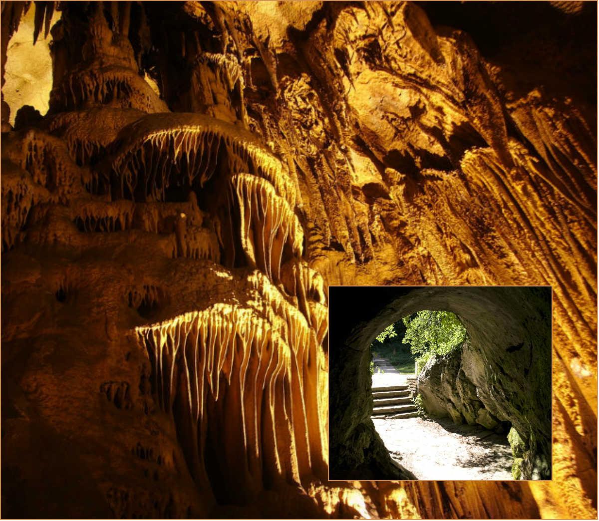 Пещера леденика болгария фото