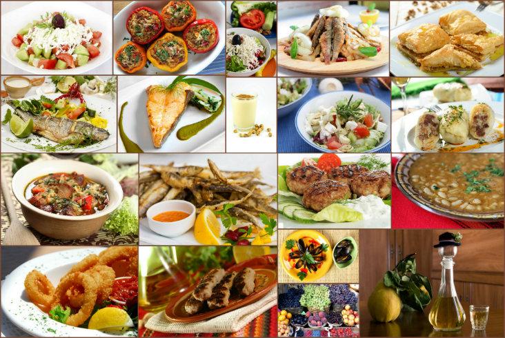 Zlota Bulgaria Bulgaria Jedzenie