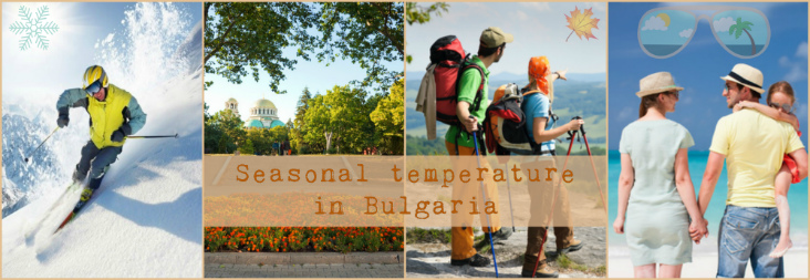Bulgaria Temperature