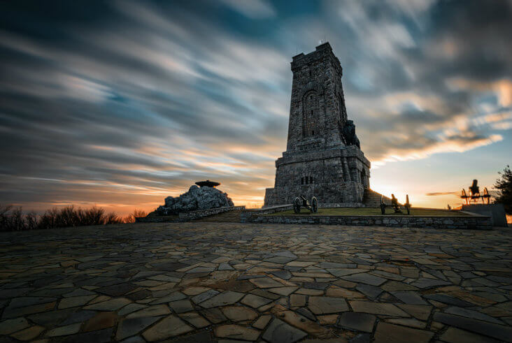 Bulgaria tourist attractions - Shipka Peak
