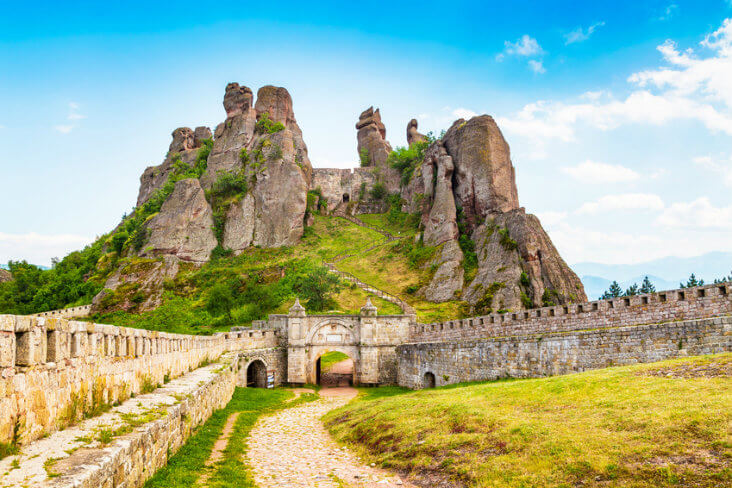 Bulgaria tourist attractions - The Belogradchik Rocks