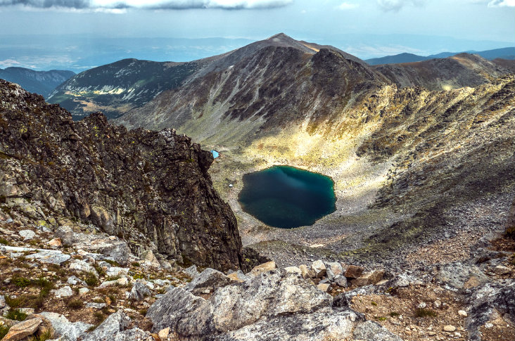 Bulgaria tourist attractions - Musala Peak