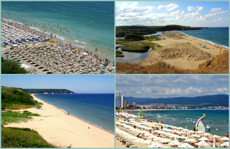 Bulgarian Black Sea Coast - Beaches