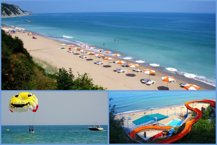 Bulgarian Black Sea Resorts - Byala