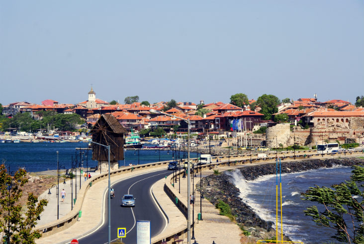 Bulgarian Black sea resorts: Nessebar