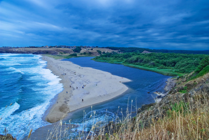 Bulgarian Black sea resorts: Sinemorets
