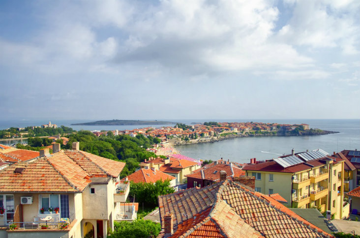 Bulgarian Black sea resorts: Sozopol