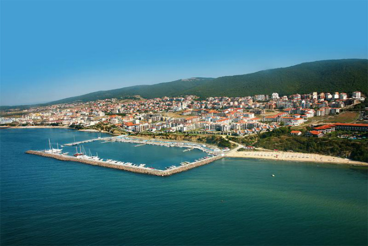 Bulgarian Black Sea Resorts - Sveti Vlas