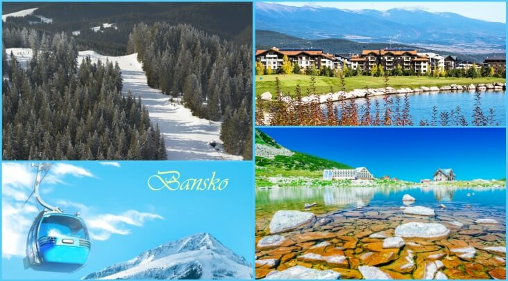 Bulgaria skiing resorts: Bansko, Pamporovo, Borovets