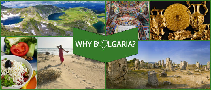 Golden Bulgaria - Your guide for a cheap and comfortable holiday in Bulgaria